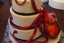 Wedding cake / by Lauren Hall