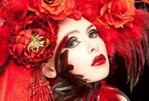 Editorial & Avant Garde Makeup