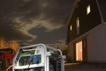Generador Gas Natura 3000 / El generador de corriente Natura 3000 funciona tanto a gas como a gasolina. Cambia de combustible sin parar de funcionar. Eficiente, ahorra combustible y respeta el medio ambiente.