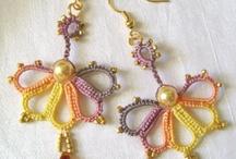 crochet jwelery
