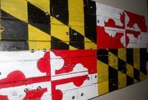Maryland My Maryland / by Nancy Karwatka