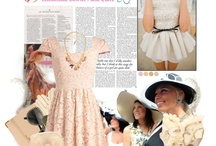 Kentucky Derby, Keeneland & Derby Fashions / by Lisa Wilkinson