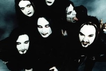Metal Band - Cradle of Filth