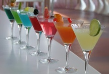 Colorido de cocktail