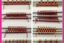 Wire Weaving Jewelery