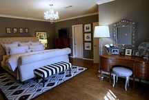 Master Bedroom / by Donna McKean