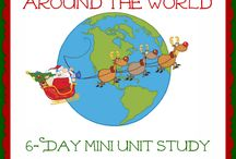 Christmas Around the World Study