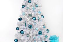Oh, Christmas Tree... / Our Christmas trees and decor...plus ideas for future Christmas trees, and home decoration. / by Omara Blattenberger