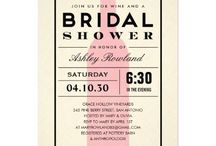 Bridal shower / by Theresa Martinez
