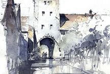 Just a watercolour