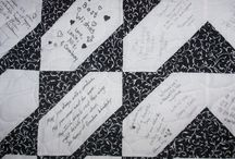 Wedding quilt / by Brook Black