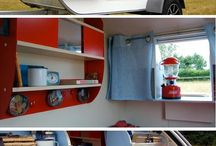 Tiny (& not) Camping Trailers