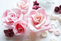 Sugar Flowers / little details that make such a difference x love creating these beauties x