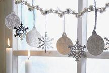 winter decor/зимний декор