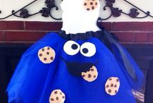 Carnaval cookie monster / Cookie monster