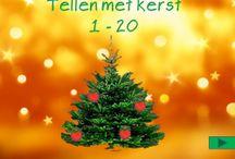 digibord Kerst / digibord Kerst