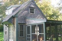 Cabins & Homes / by Gennifer P
