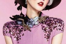 Korean fashion magazines