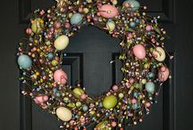 Easter Decor / by Brittany Pudiwitr