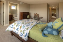Kids Bedrooms / by Parade of Homes TC