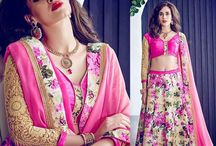 Indian Silk Lehengas