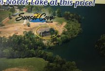 Sunset Cove Condos for Sale / View Norris Lake Condos for Sale at Sunset Cove in Maynardville, TN.