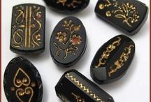 Antique/Vintage / Biżuteria z minionych epok, półfabrykaty i koraliki z dawnych czasów.