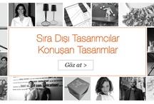 Sıradışı Tasarımcılar - Konuşan Tasarımlar 13.03.2012