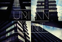 "inspiration: TYPE: DESIGN DEVISION: ""URBAN FONT"""
