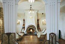 Art Nouveau interiors inspiration