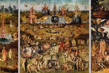 Art by Hieronymus Bosch