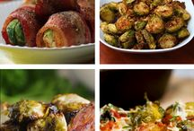 Brussel sprouts 4 ways