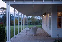 Veranda posts