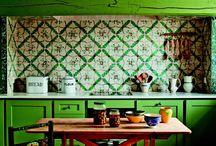 Maybe my Green Kitchen?
