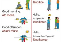 Te Reo for young children