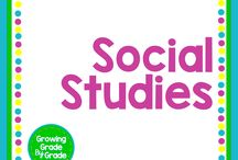 Social Studies Resources / Elementary and middle school resources, worksheets, projects, printables to support Social Studies