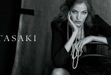 TASAKI's New Advertising Campaign featuring Peter Lindbergh as Photographer / TASAKI、巨匠ピーター・リンドバーグ氏をフォトグラファーに起用した新広告キャンペーンをスタート  TASAKI Launches New Advertising Campaign featuring Peter Lindbergh as Photographer