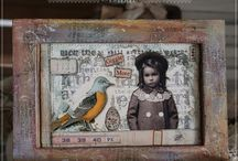 Mixed and Altered Art