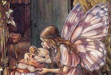 My favorit illustrator: Mary Cicely Barker