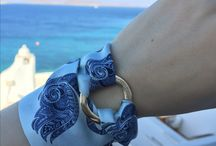 Hermes шарфы