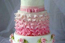 Lányka torta