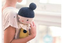 Handmade dolls / Handmade dolls. DIY Cute dolls.