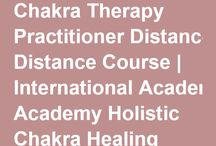 Chakra Healing Therapy Practitioner Course / Chakra Healing Therapy Practitioner Distance Diploma Course  http://www.internationalchakraacademy.com/chakra-therapy-distance-course.html