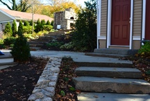 Leahy Landscapes / These are inspirational ideas designed and implemented by Leahy Landscaping, Inc.