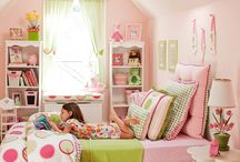 Evelyns future bedroom ideas / by Rachel Phillips