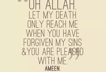 Faith / My Deen