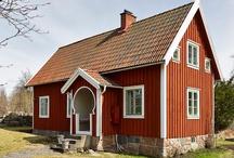 švédske domy