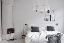 Bedroom / Bedroom decoration