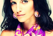 Premium silk scarf collection