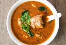 Curries and indian cuisine